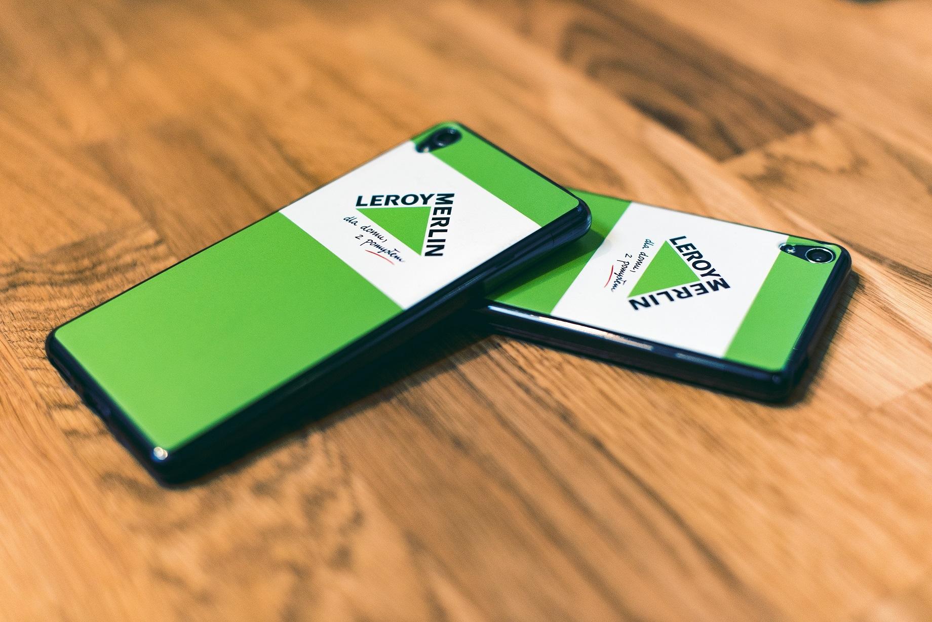 Mobility Smartfon Dla Każdego Pracownika W Leroy Merlin